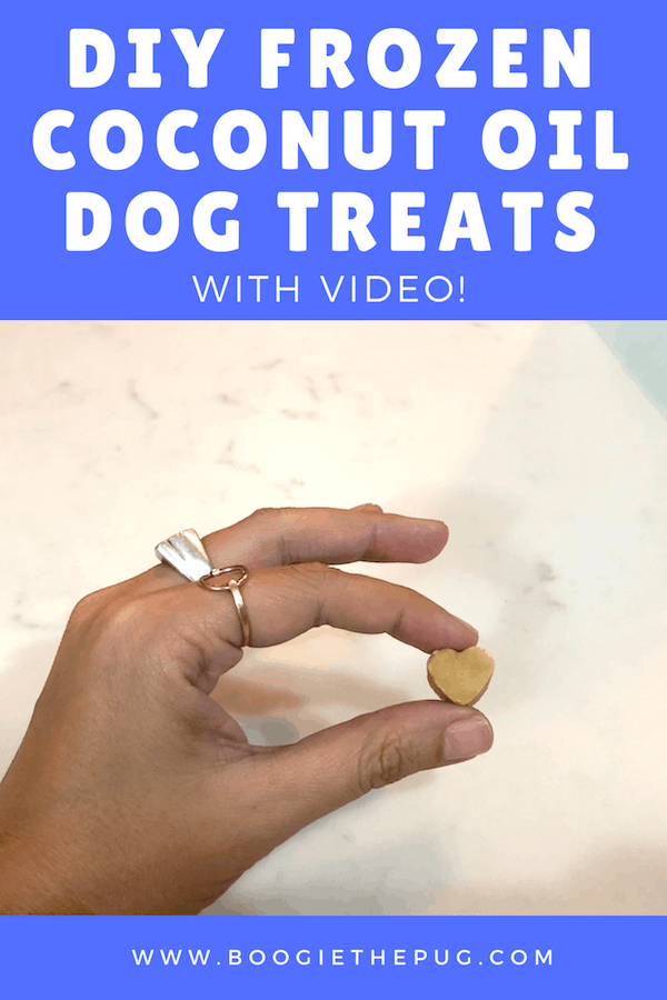 These frozen homemade dog treats will make any dogs tail wag on a hot day. They're healthy, easy to make, and delicious.