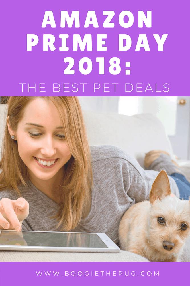 Prime Day 2018: Best Pet Deals
