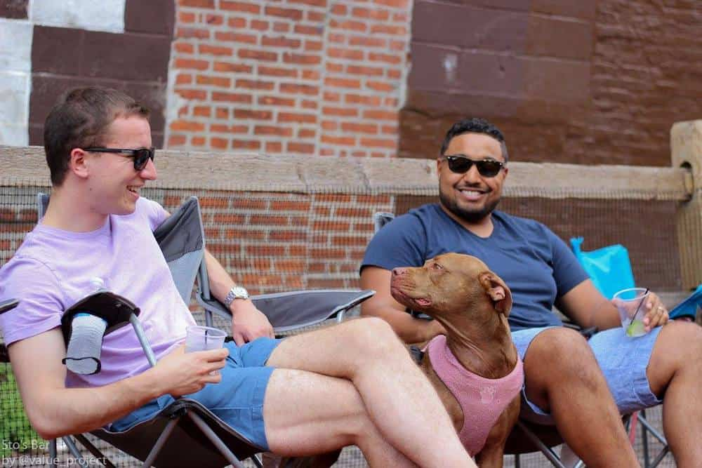 11 Dog Friendly Places to Eat in Philadelphia