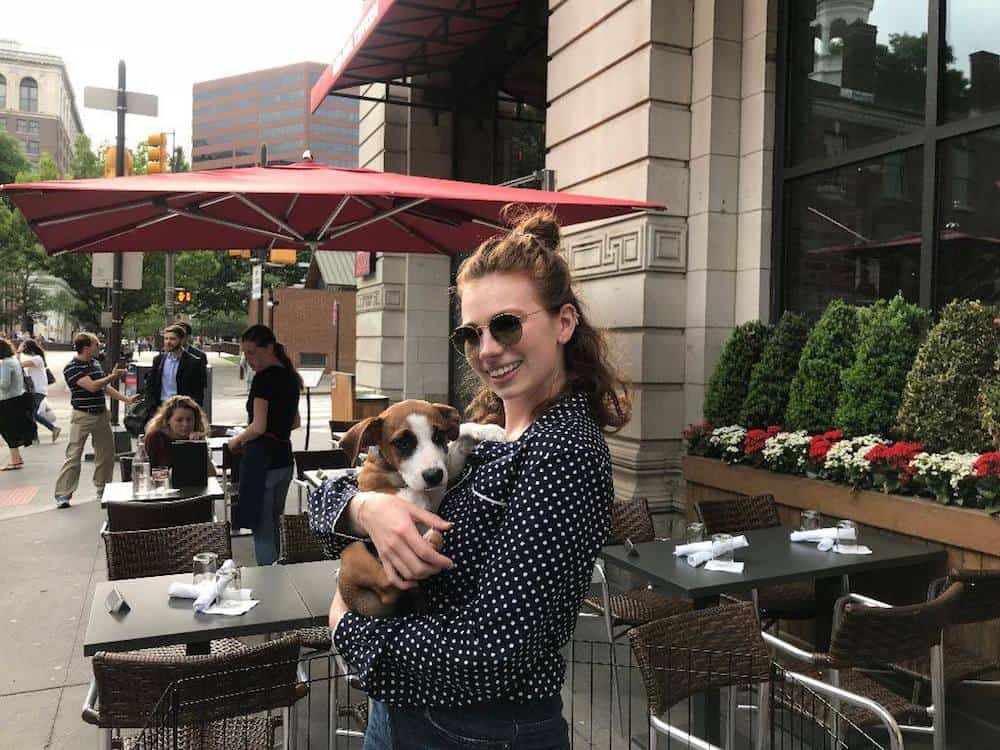 11 Dog-Friendly Places to Eat in Philadelphia