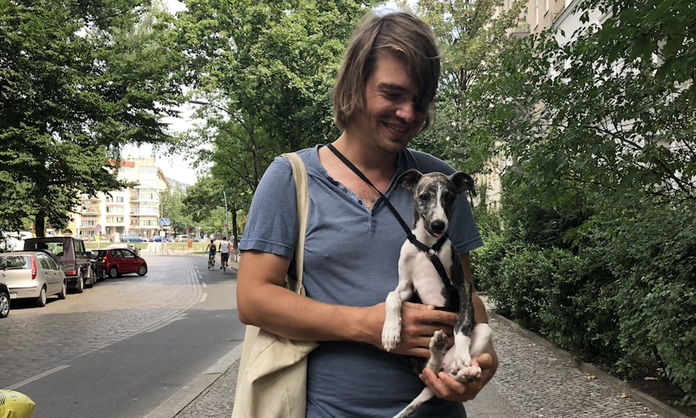 25 Photos of Dogs in Berlin