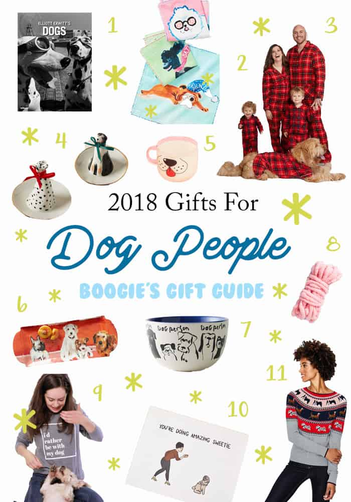 The Best Gifts for Dog People