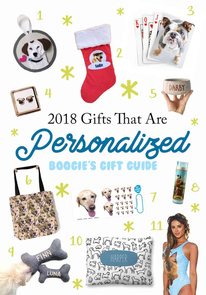 Personalized Gifts for Dogs