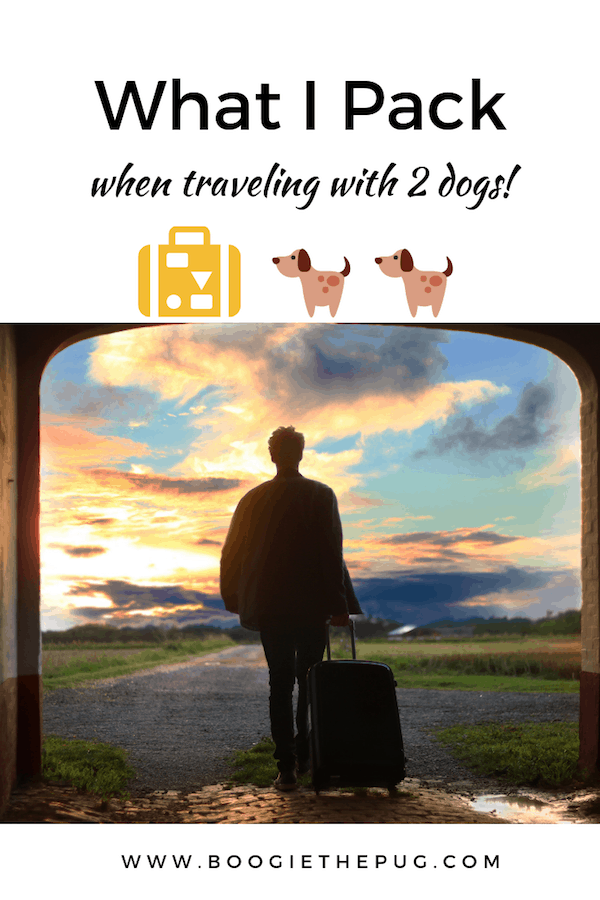 Packing for a trip can be tough, especially when you have furry friends to consider. This list works best for me, developed after lots of trial and error.