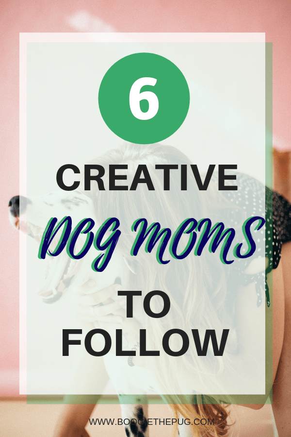 One of the best parts of being on Instagram is meeting other dedicated and creative dog moms, both virtually and IRL! Here are some of our favorites.