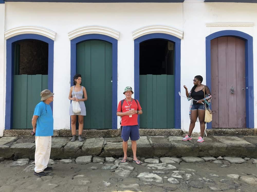 Our visit to Paraty, the small coastal Brazilian town rich in history, culture, and architecture. What we did, what we ate, and what we saw.