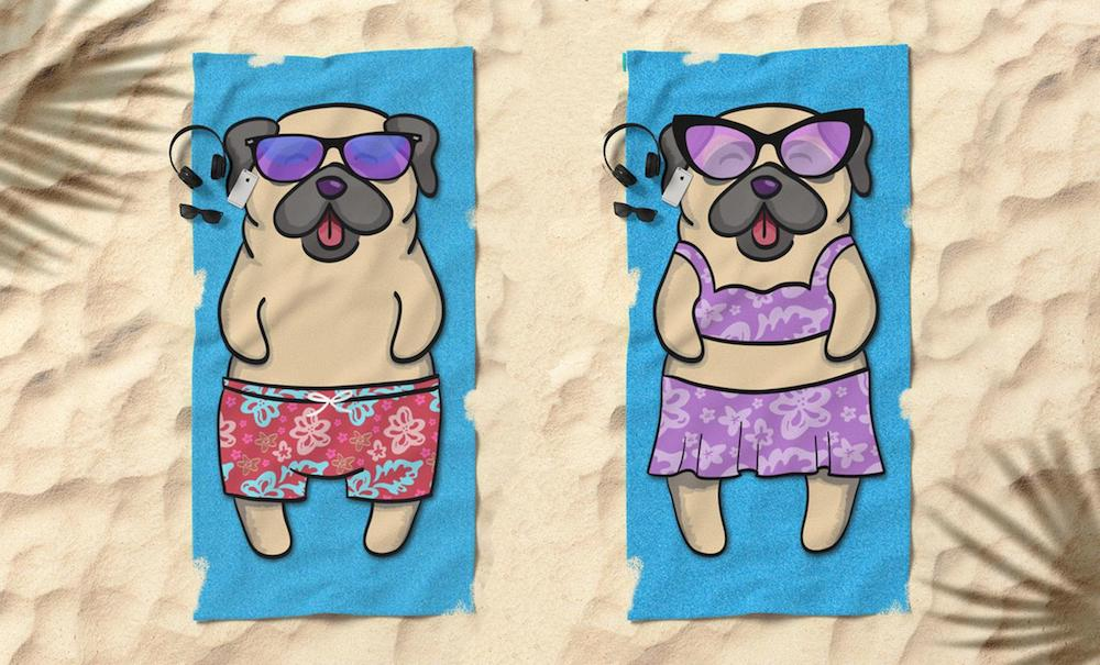Pool parties are the highlight of every summer! Here's our guide to what you'll need to throw the ultimate pug pool party.