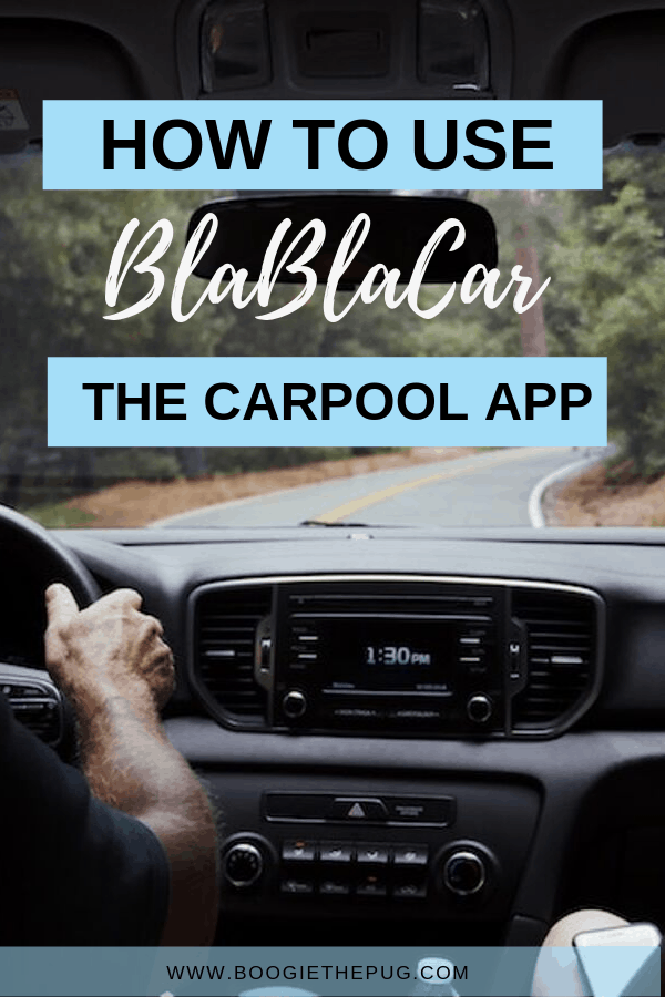 While traveling with my dogs in Brazil, I discovered BlaBlaCar, a rideshare application. Learn all about the carpooling app and how to use it.