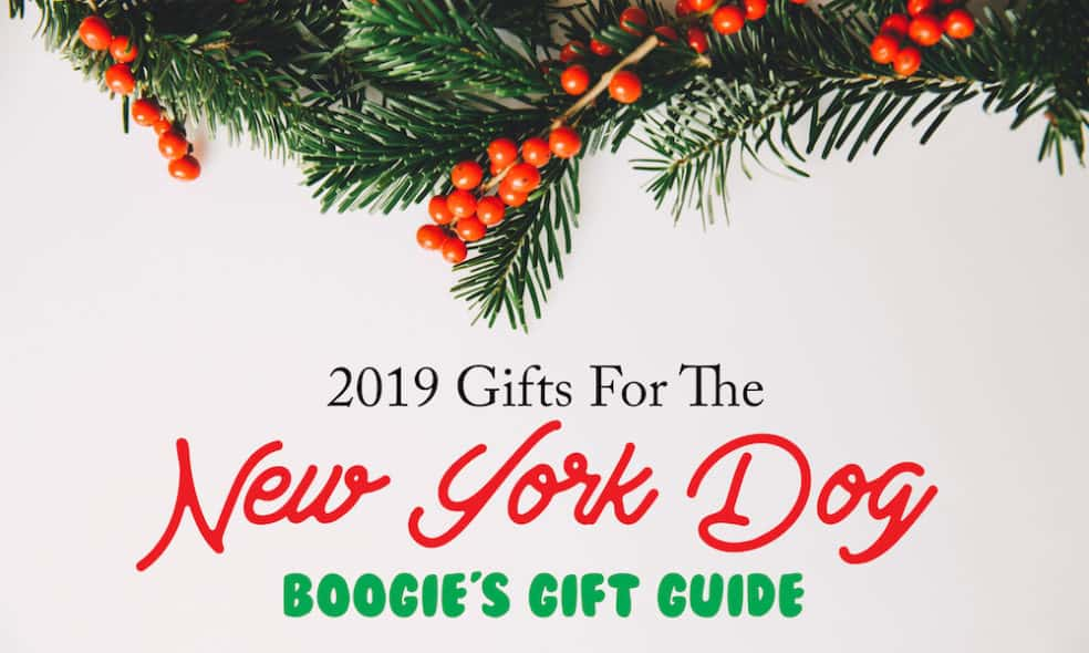 City sniffers in the concrete jungle deserve great gifts too. We've rounded up the best gifts for the New York dogs in your life.