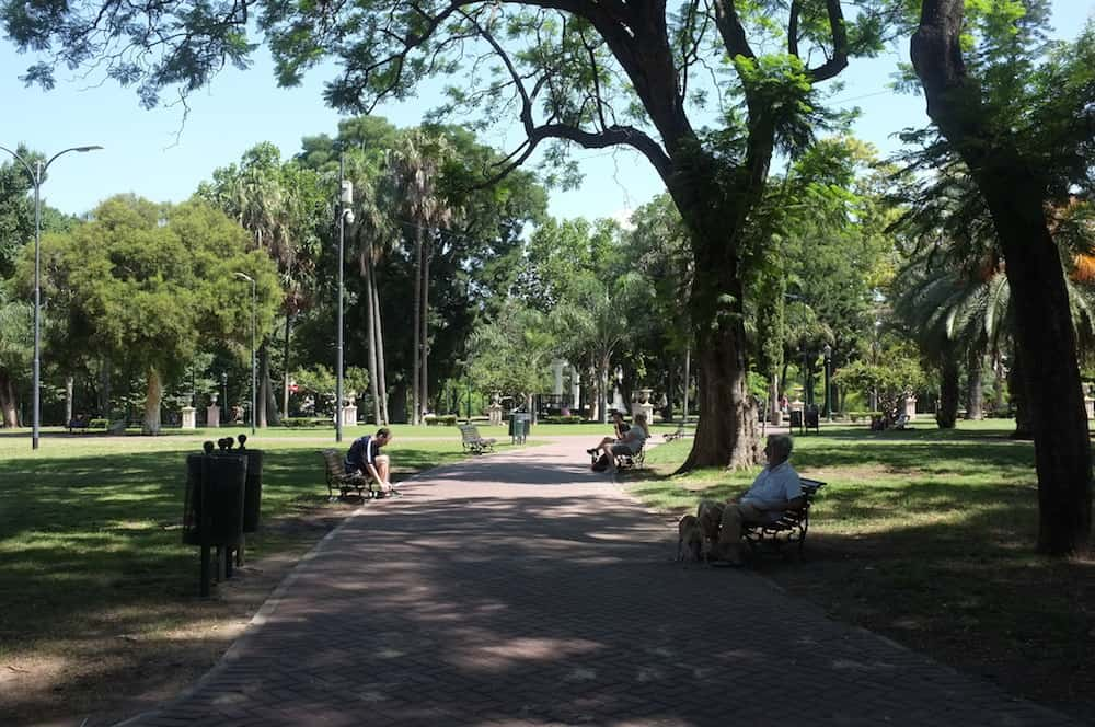 On my recent visit to Buenos Aires, I was dog-less, but not without dogs. Here's how I spent my time in Argentina's capital.